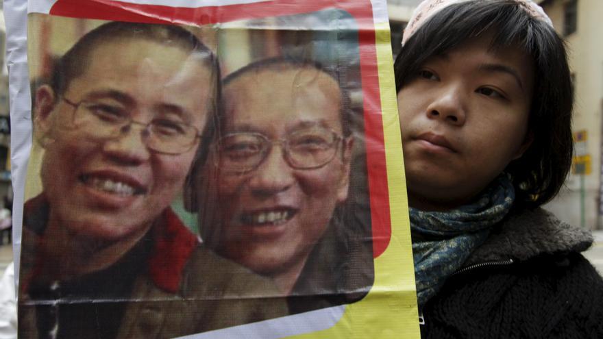 Intelectuales chinos piden la liberación de Liu Xiaobo en una carta a Xi Jinping