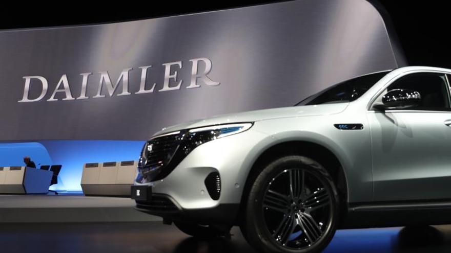 Multa de 870 millones a Daimler en Alemania por el escándalo de las emisiones