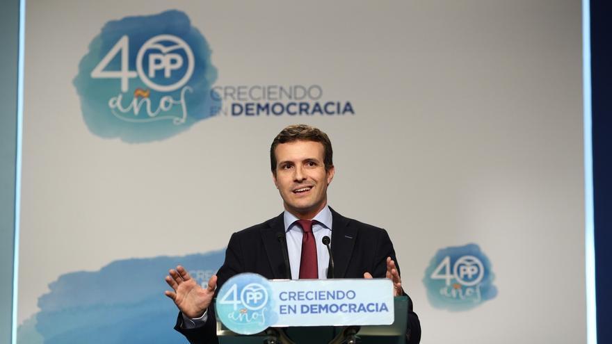 """El PP dice que día 2 no pasará """"nada"""", """"seguirá saliendo el sol"""" y no se va a ceder por dejar de incumplir la ley"""