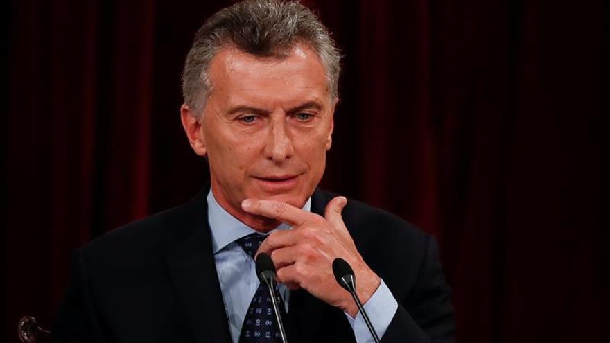 Los sindicatos ponen en jaque al Gobierno de Macri en pleno año electoral