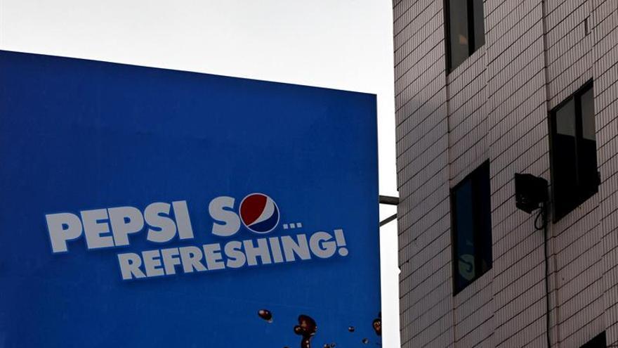 Los beneficios trimestrales de Pepsico crecen un 41 %