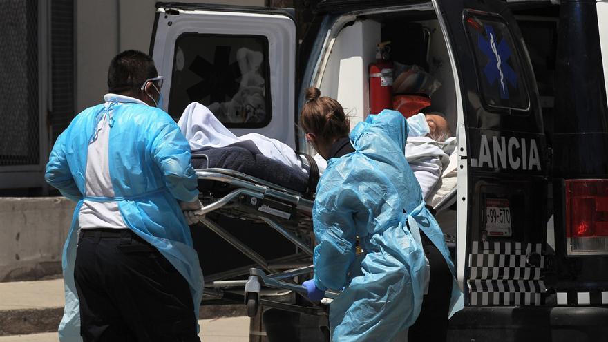 México reporta más de 11.000 nuevos contagios, cifra más alta desde febrero