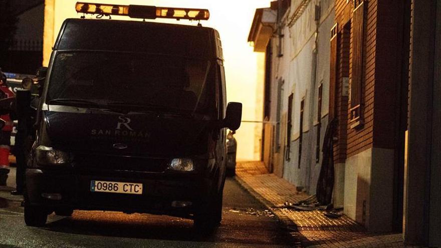 Muere un hombre de 80 años al incendiarse su casa en Villaminaya (Toledo)