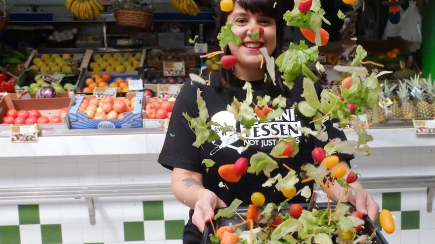 Veganos, ovolácteos vegetarianos, ecológicos. La revolución verde.