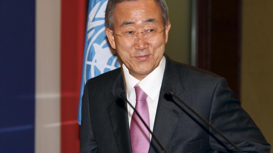 Ban sitúa como prioridad el conflicto en Siria en los debates de la Asamblea de la ONU