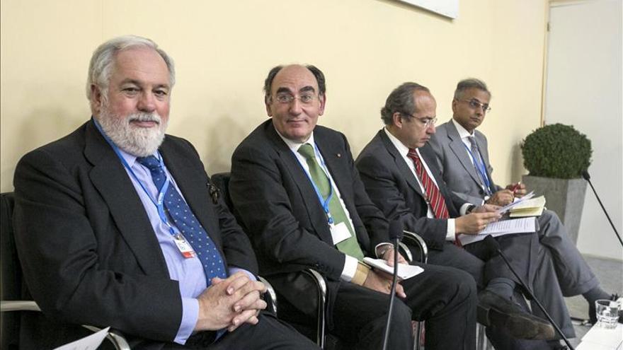 """Presidente Iberdrola: """"Crecimiento y renovables es una ecuación que funciona"""""""
