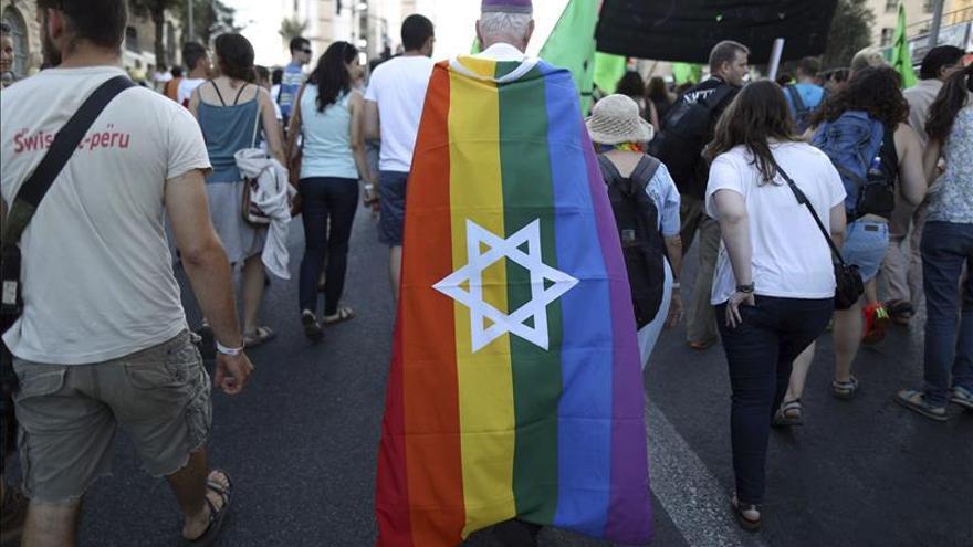 Cuatro heridos en un ataque durante la Marcha del Orgullo en Jerusalén