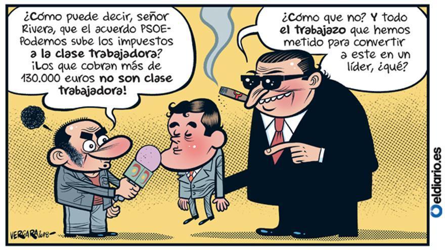 El proletariado según Rivera