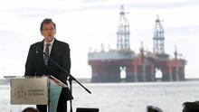 Rajoy inauguró Granadilla con bronca del presidente de Puertos del Estado al jefe de la Policía Portuaria
