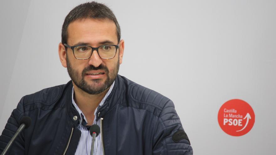 Sergio Gutiérrez, secretario de Organización ddel PSOE