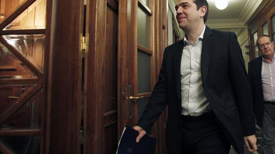 Tsipras reafirma la voluntad de llegar a un acuerdo e insta a los socios a dar pasos