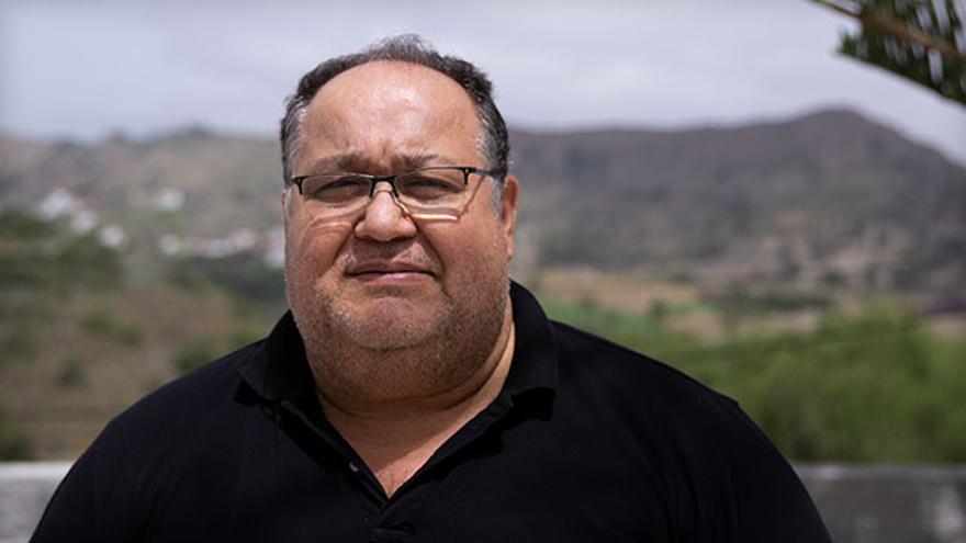 Nemesio Pérez, director científico de INVOLCAN
