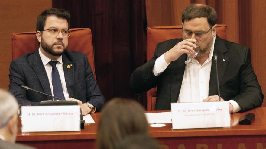 """Junqueras: """"Nuestra voluntad de diálogo no se ha roto por estar en la cárcel"""""""