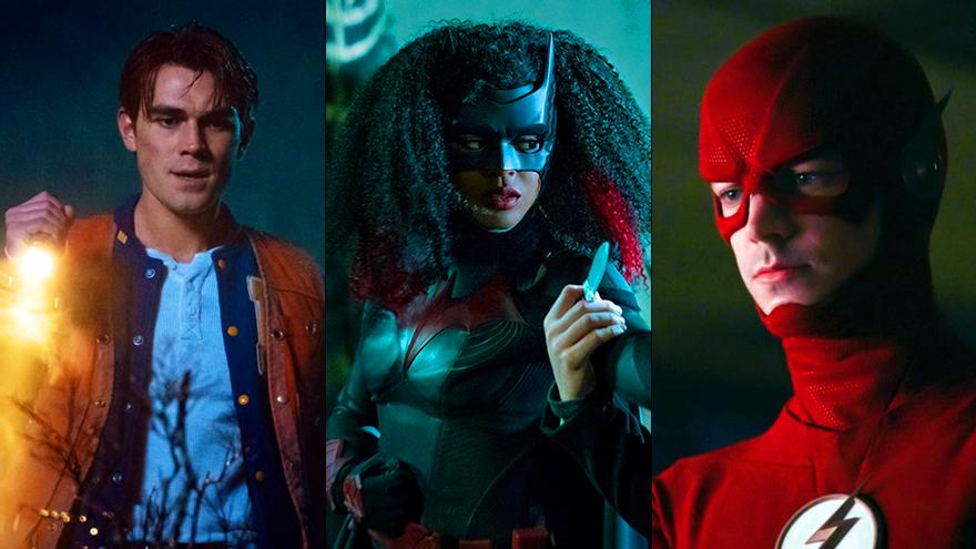 'Riverdale', 'Batwoman' y las otras 10 series que ha renovado de golpe The CW
