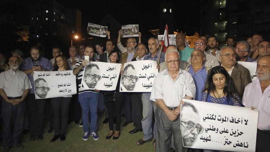 HRW responsabiliza al Gobierno jordano del asesinato del escritor Hattar