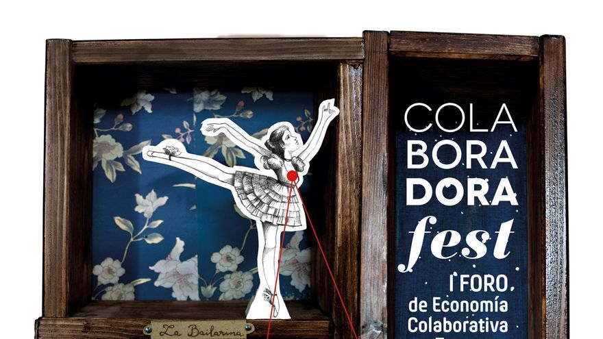 Cartel de La Colaboradora Fest