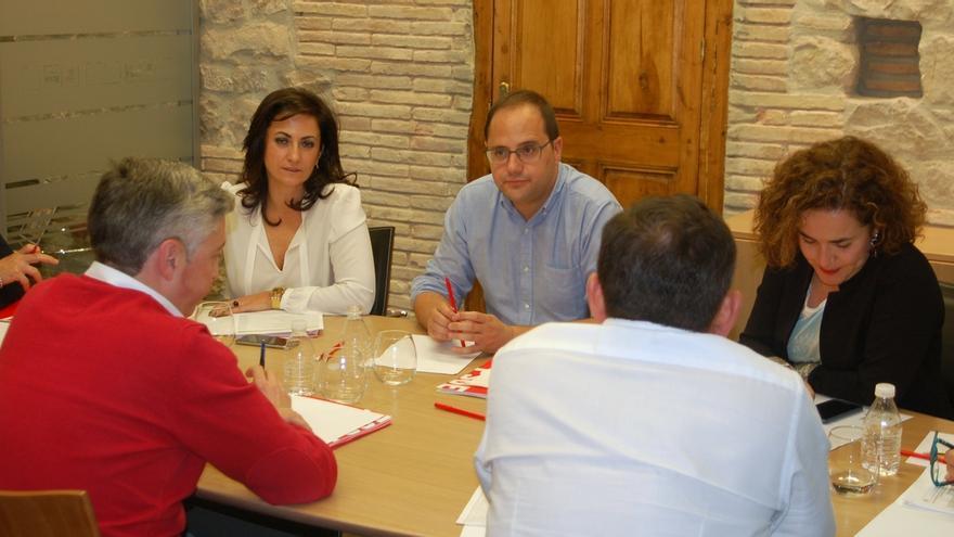 """Luena califica al ejecutivo de Rajoy """"como continuista y más pensado en el PP que en los españoles"""""""