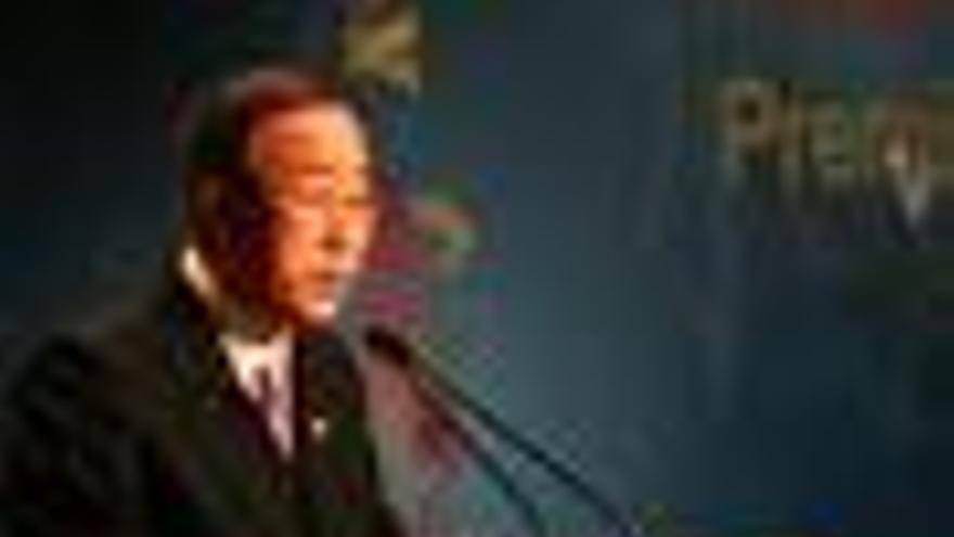 Ban insta al G-20 a ratificar su compromiso de ayuda con los países desfavorecidos