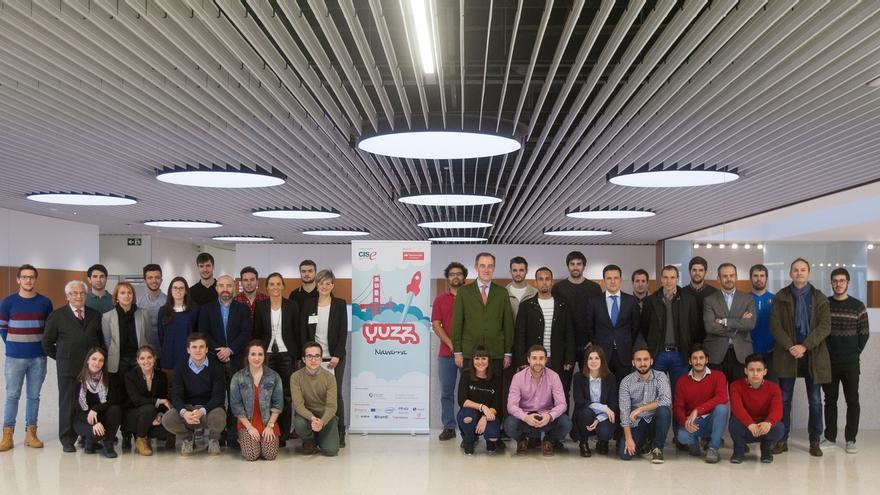 Catorce proyectos emprendedores en Navarra participan en una prueba para viajar a Silicon Valley