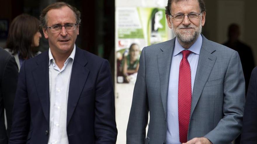 Rajoy: Lo que quiere Sánchez no lo permite la razón ni la voluntad de los españoles
