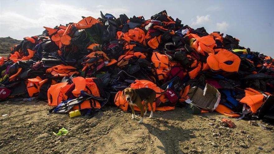 La ONU eleva a 880 el número de muertos en el Mediterráneo en una sola semana