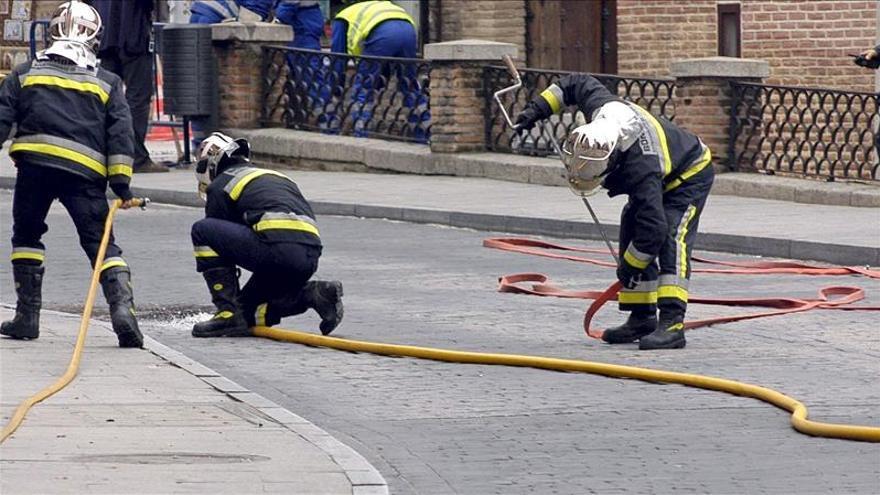 El incendio de una freidora obliga a desalojar un hotel de Toledo