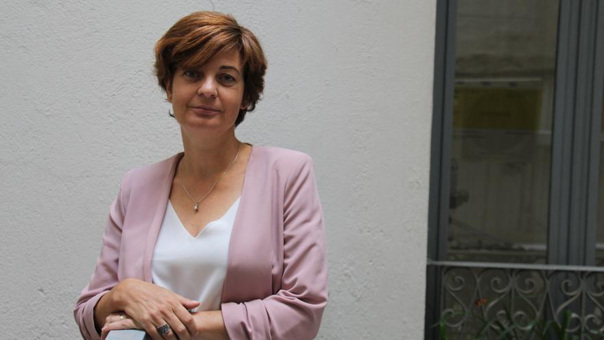 Virginia Álvarez, responsable de investigación de Amnistía Internacional