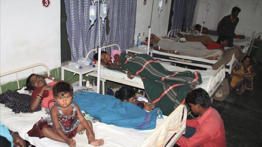 Aumentan a 11 las mujeres muertas tras cirugías de esterilización en la India