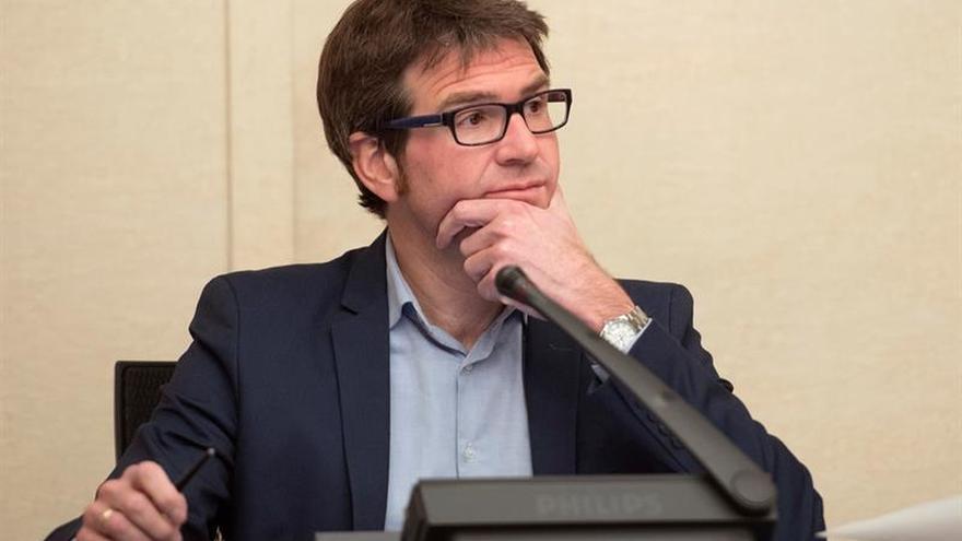El alcalde de Vitoria busca aprobar las cuentas con una cuestión de confianza
