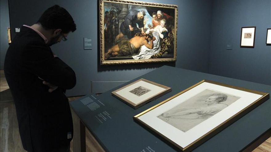 """El Prado prorroga hasta el 31 de marzo la exposición """"El joven Van Dyck"""""""