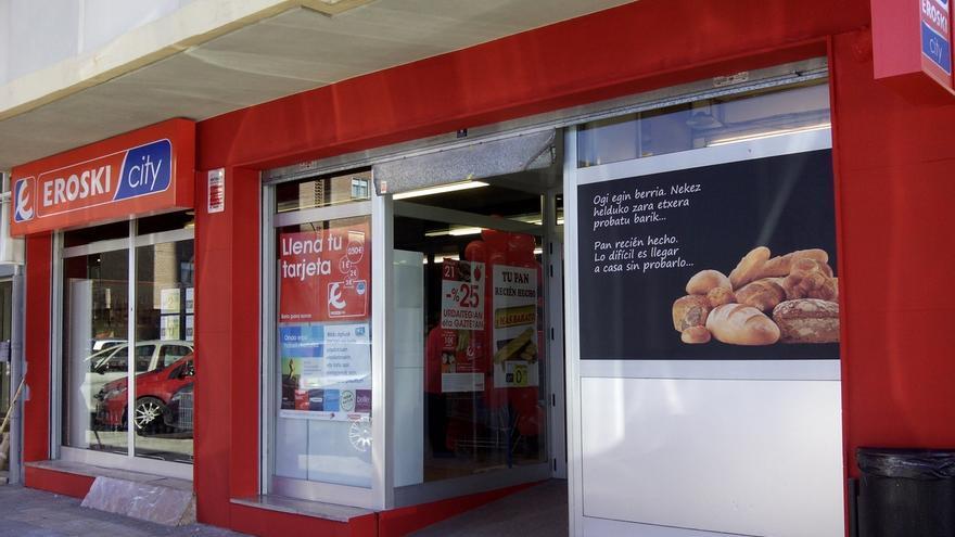 Eroski abre en Andoain el segundo supermercado franquiciado en Gipuzkoa de 2015