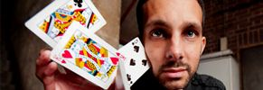 """Dynamo, el mago: """"La magia también me ayuda para ligar"""""""