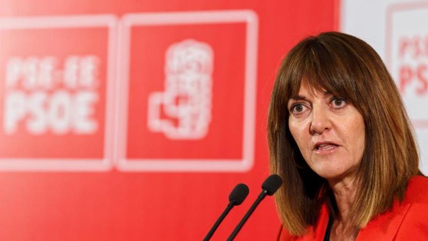 Idoia Mendia (PSE-EE), primera mujer candidata a lehendakari