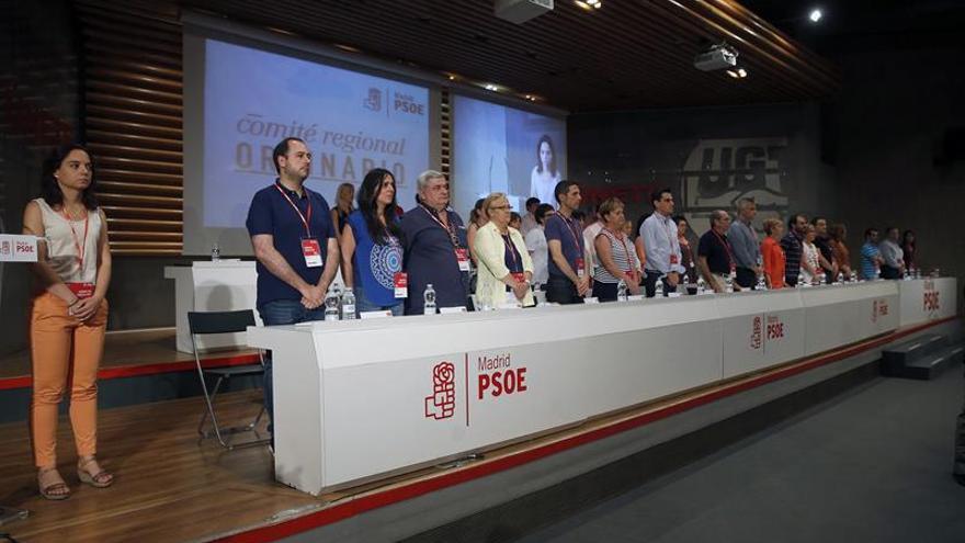 """El PSOE madrileño propugna el rechazo a la investidura de Rajoy: """"No es no"""""""