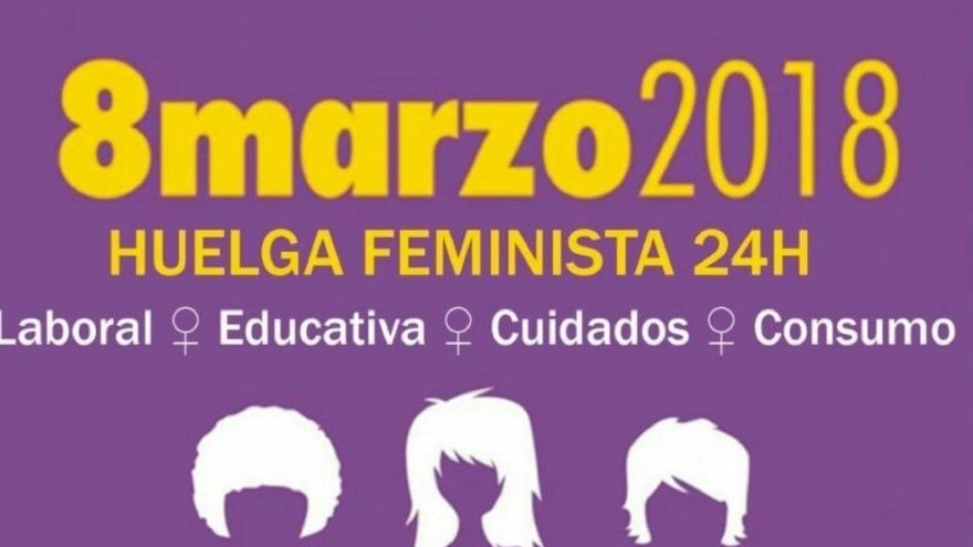 Andalucía celebra el Día de la Mujer marcado por la huelga feminista y los paros convocados por los sindicatos