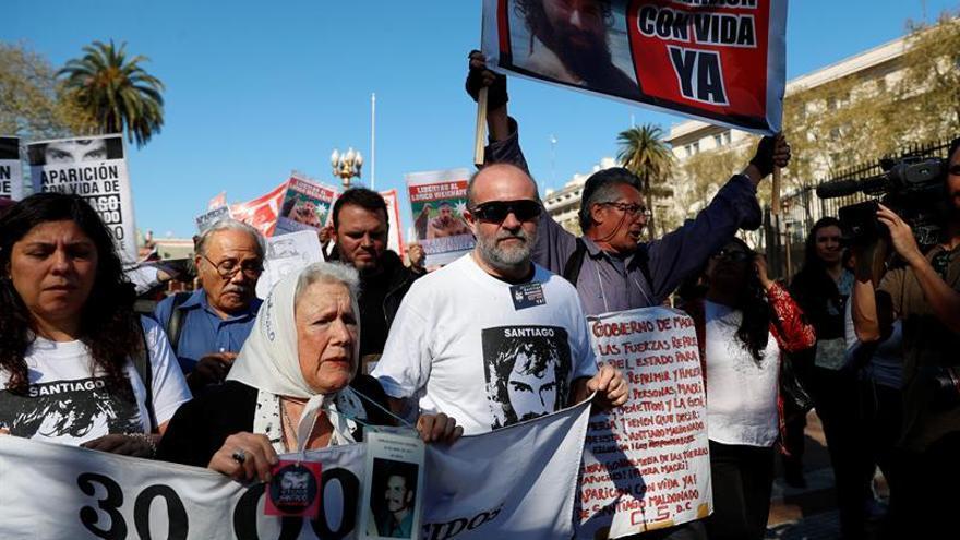 El caso Maldonado pone patas arriba a Argentina en vísperas de las elecciones
