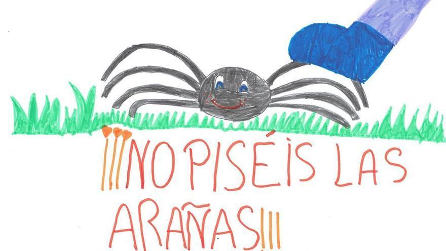Dibujo de Carla, alumna de 5º de Primaria en el 'C.E.I.P. Melquiades Hidalgo' de Cabezón de Pisuerga (Valladolid)