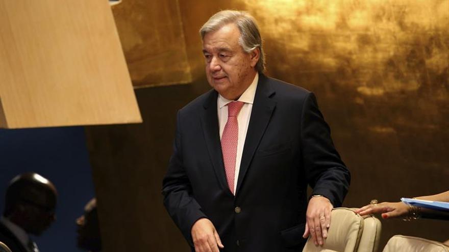 La ONU exige investigar urgentemente la supuesta venta de esclavos en Libia