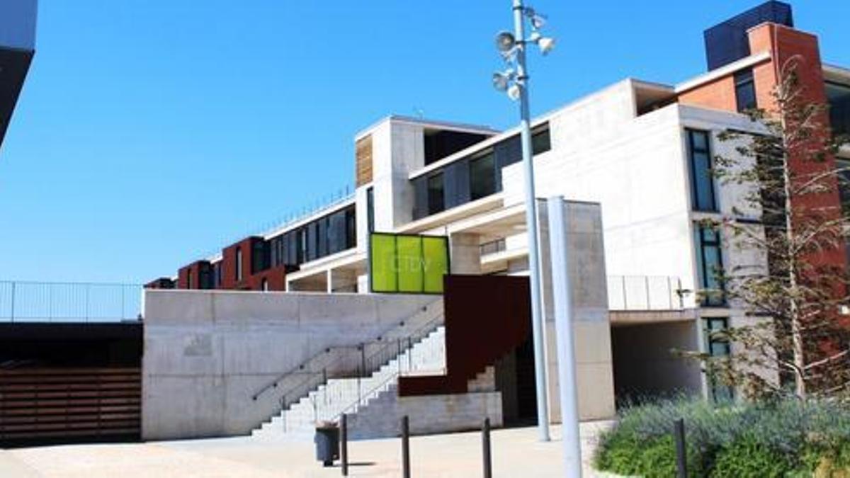 El Centro de Tecnificación Deportiva de Vila-real.