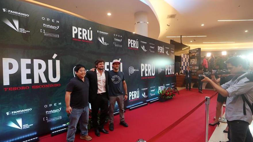"El documental ""Perú, tesoro escondido"" revela la riqueza natural y cultural de Perú"