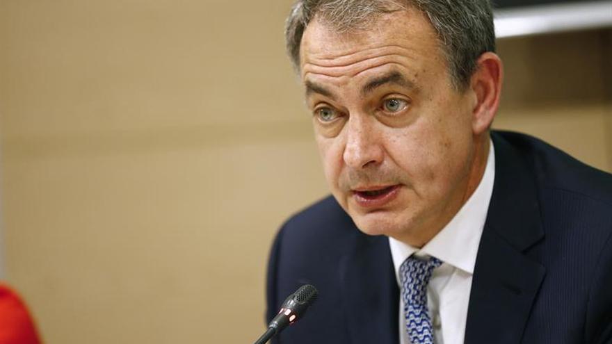 Zapatero vincula el éxodo de los venezolanos a las sanciones impuestas por EE.UU.