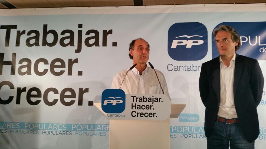 "Ignacio Diego: ""Esta legislatura no seré presidente"""