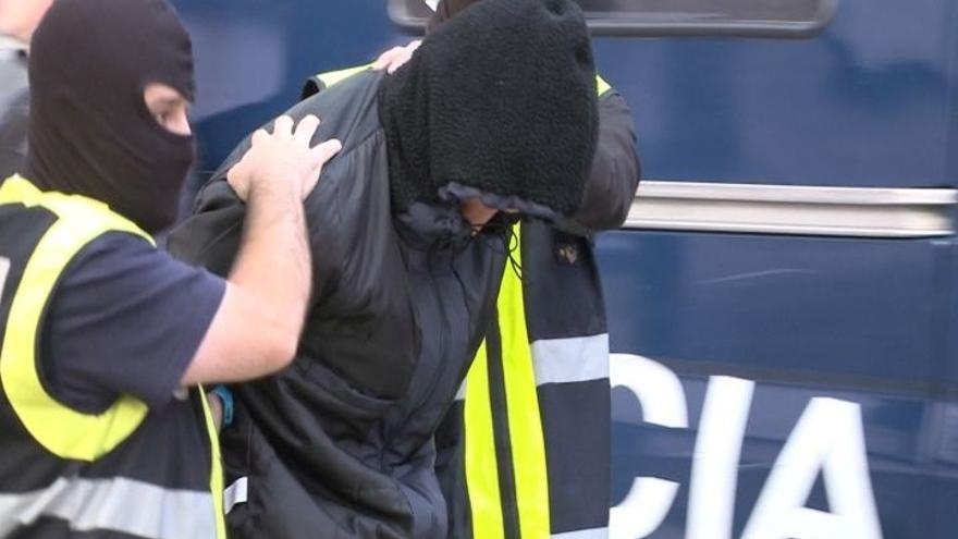 La operación antiyihadista eleva a 61 los detenidos en España durante 2016