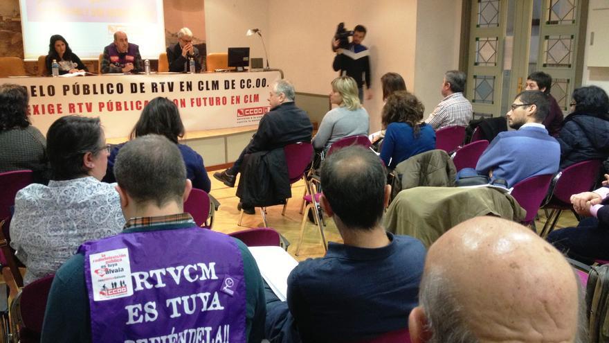 Jornadas por la RTV públicas en Castilla-La Mancha
