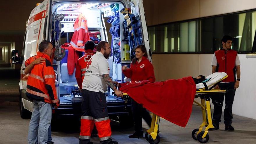 Osman recibe el alta hospitalaria una semana después de su llegada a España