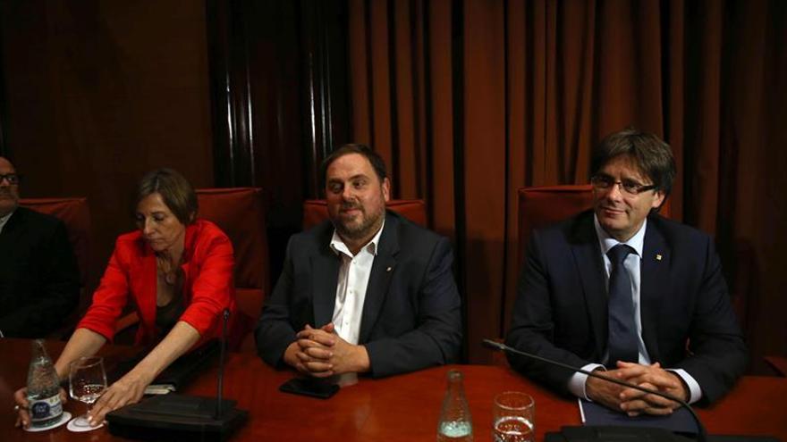 Puigdemont anuncia un referéndum en septiembre de 2017 con o sin aval del Estado