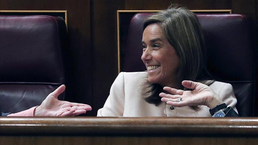 Ana Mato vuelve al Congreso como diputada para ocupar su escaño