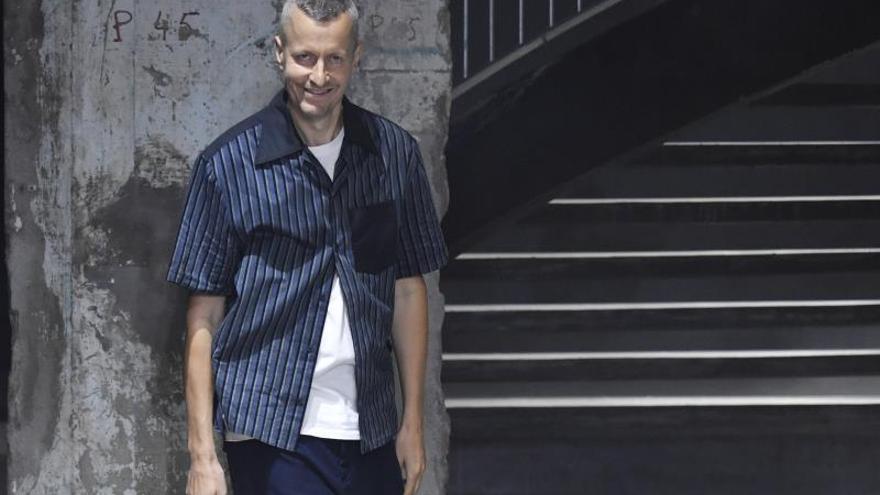 Lucas Ossendrijver deja la dirección creativa masculina de Lanvin