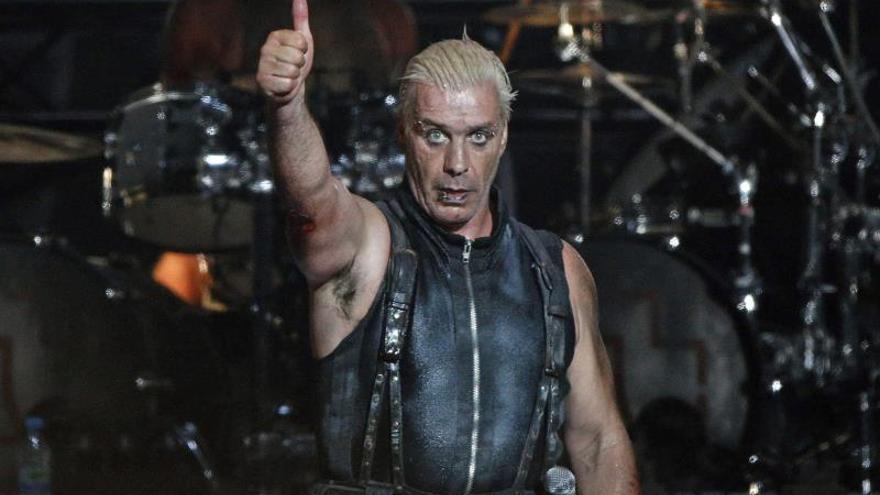 Rammstein anuncia un concierto en México en 2020