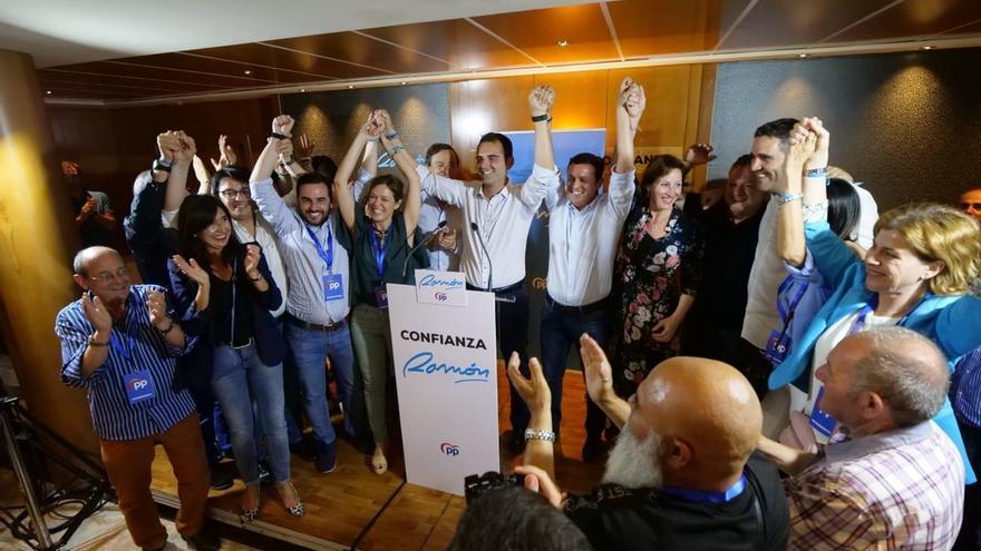 Fernández-Pacheco (PP), elegido por mayoría absoluta alcalde de Almería con los votos de Vox y Cs